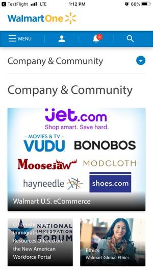 Www Walmart Wire Com   Wm1 On The App Store