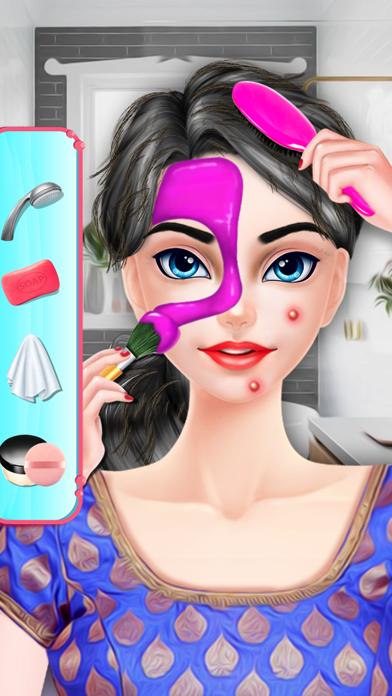 Indian Fashion Cover Girl screenshot two