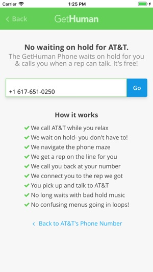 Walmart Com Phone Number Call Now Skip The Wait Gethuman >> Gethuman On The App Store