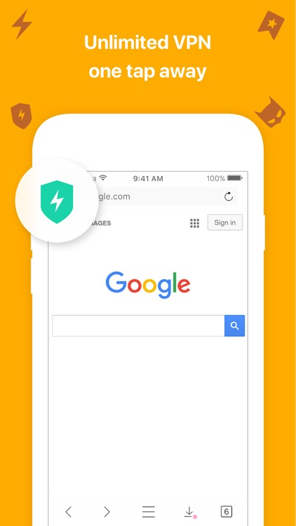 Aloha Browser - private & fast