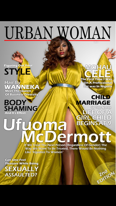 Urban Woman Magazine screenshot 3