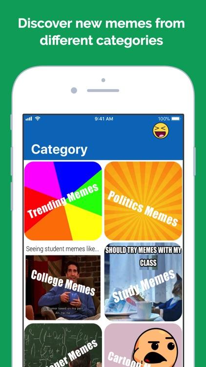 Memeois: All meme platform