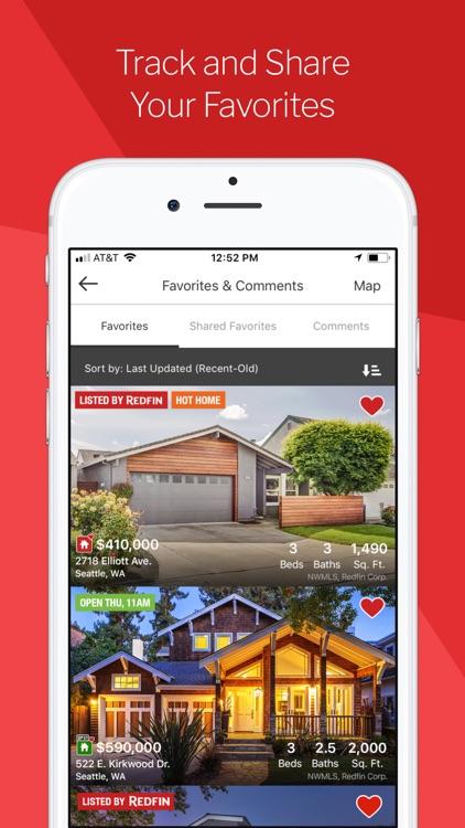 Redfin Real Estate screenshot-3