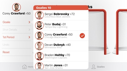 Screenshot for Shot On Goal in Canada App Store