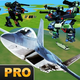 AirFighter VS Mech Robot Pro