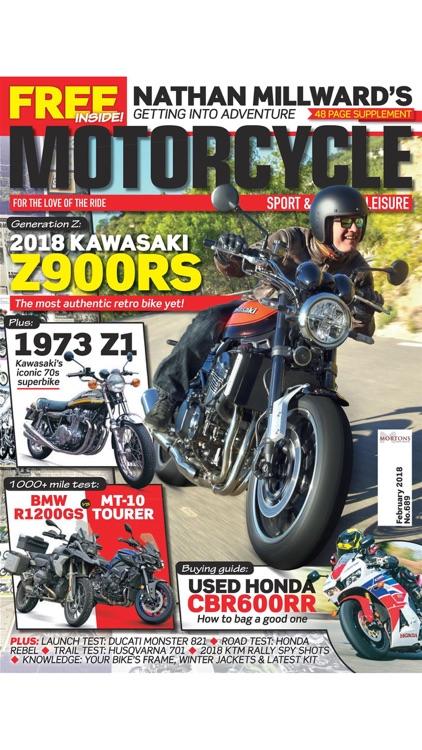 Motorcycle Sport & Leisure screenshot-4