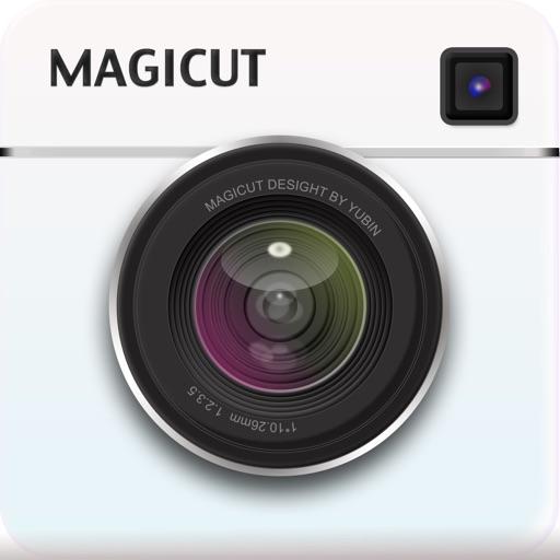 MagiCut Frame iOS App
