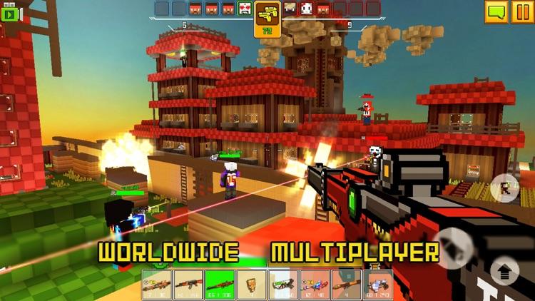 Cops N Robbers (FPS) - Block Survival Multiplayer
