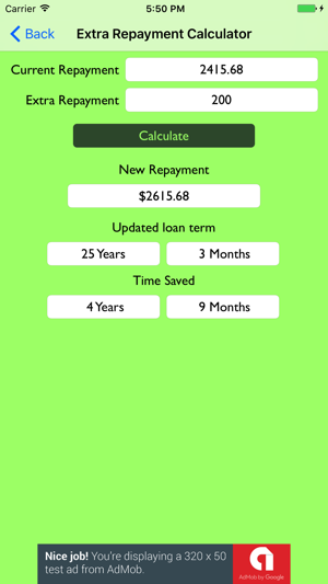 simple mortgage calculator on the app store
