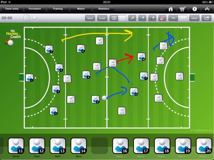 My Field Hockey Coach Pro screenshot-3
