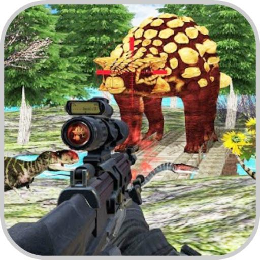Dinosaur Pervade: FPS Survival iOS App