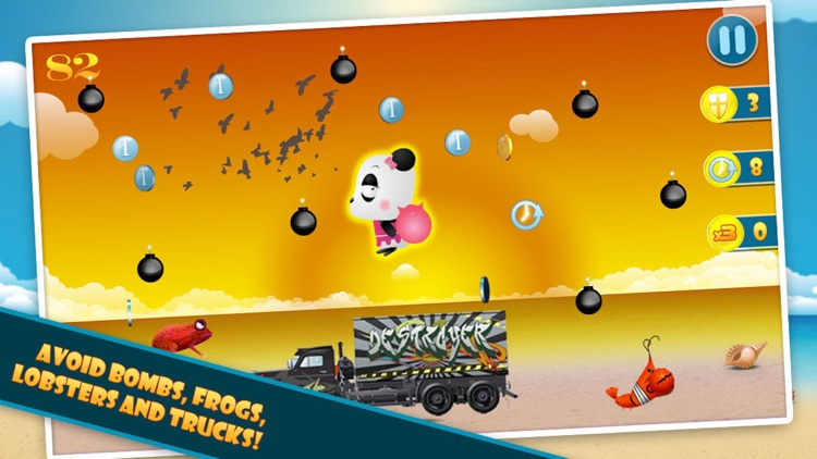 Fortune Panda 2 - Fun Arcade screenshot-1