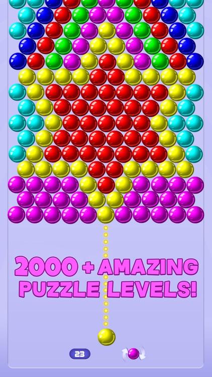Bubble Shooter - Pop Bubbles screenshot-0