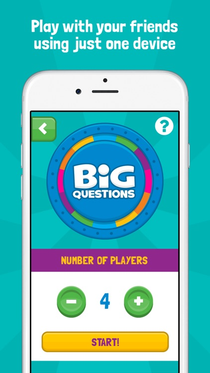 Big Questions Quiz Game screenshot-4