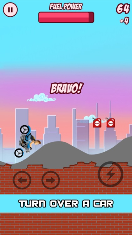 Offroad Moto Rider Challenge screenshot-3