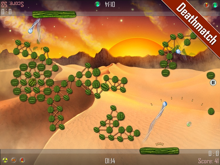 Atomic Ball HD screenshot-3
