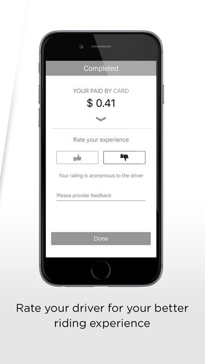 Ecar - The passenger app screenshot-4