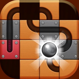 Roll Ball Puzzle Game