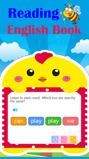 Reading English Words Books Easy Practice Online on the App Store
