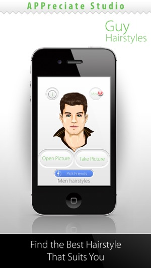 Hairstyles For Guys On The App Store