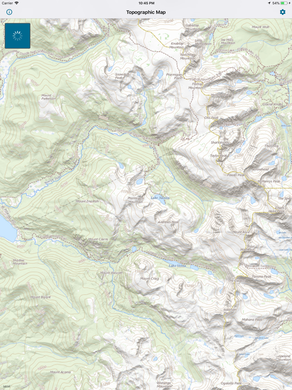 Topographic Maps & Trails screenshot 12