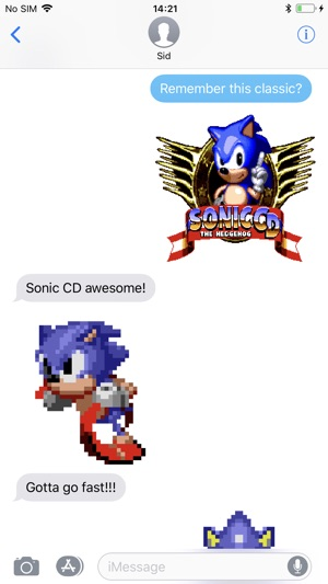 Sonic CD Classic on the App Store