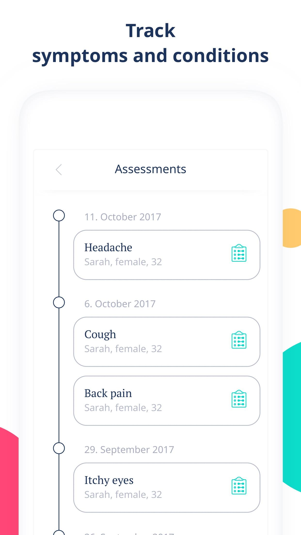 Ada - Your Health Companion Screenshot