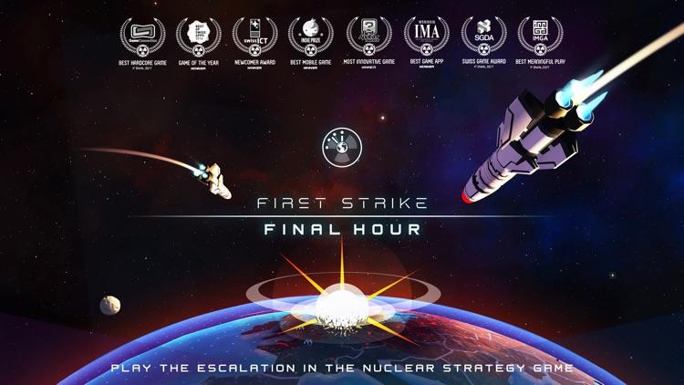 First Strike: Final Hour screenshot-0