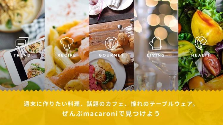 macaroni - マカロニ screenshot-4