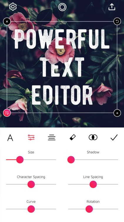 Font Candy Photo & Text Editor