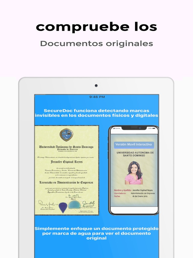 SecureDoc on the App Store