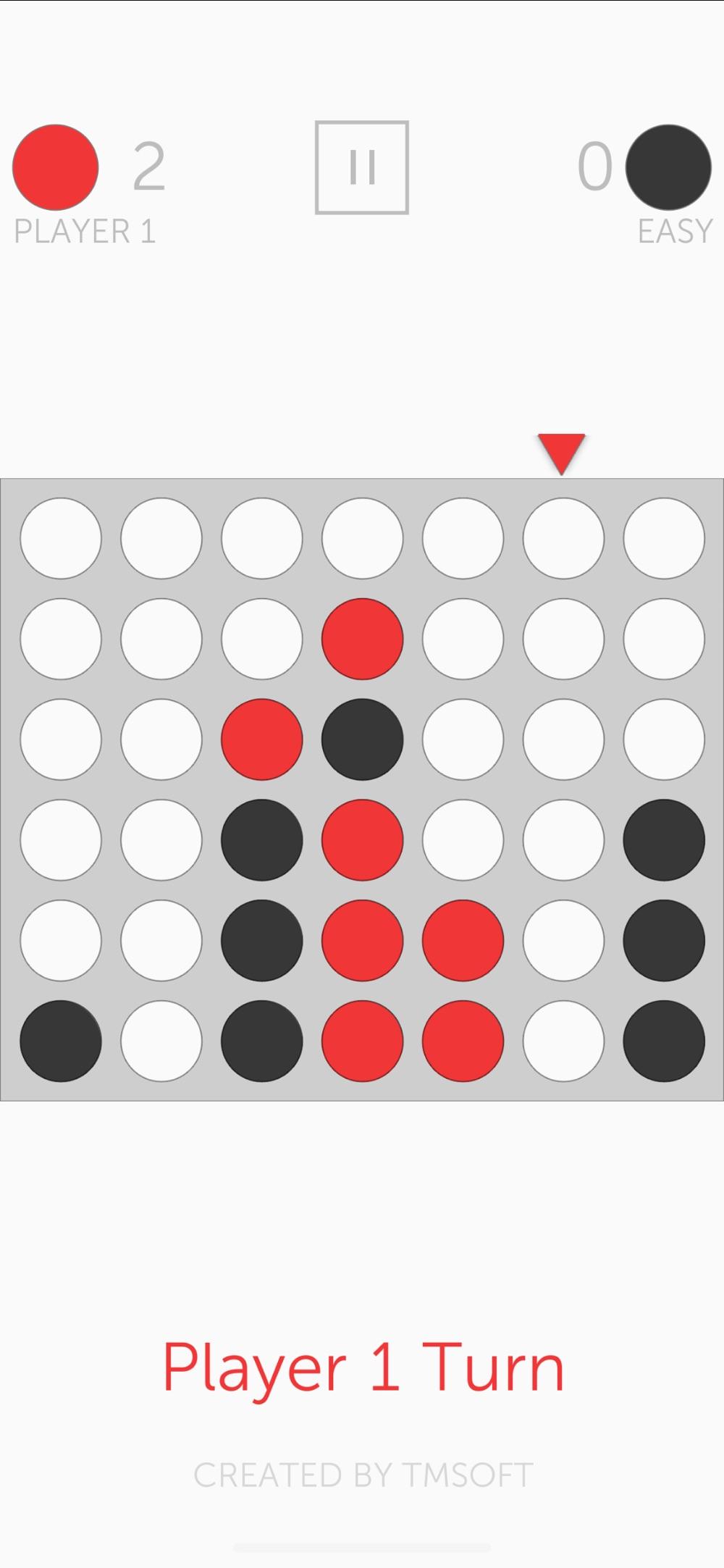 Connect Fun – Four in a Row