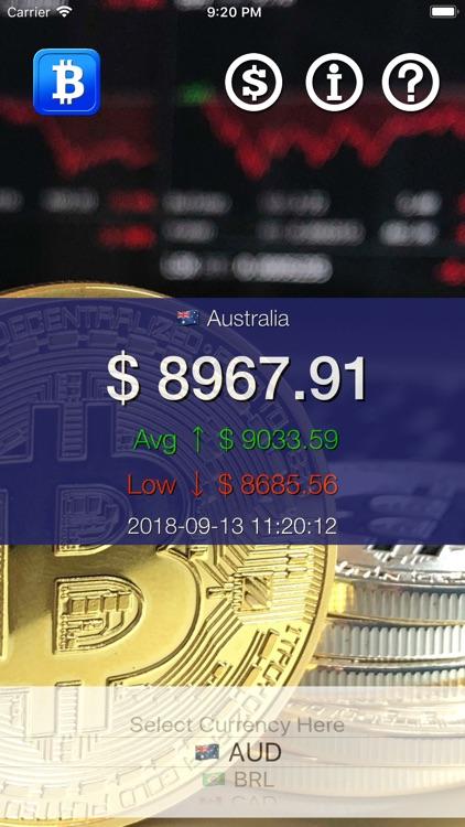 BitCoin X Mon screenshot-3