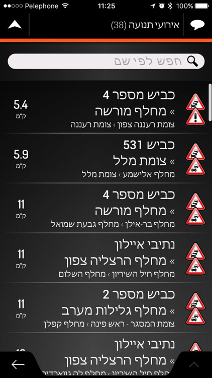 Israel - iGO primo Nextgen