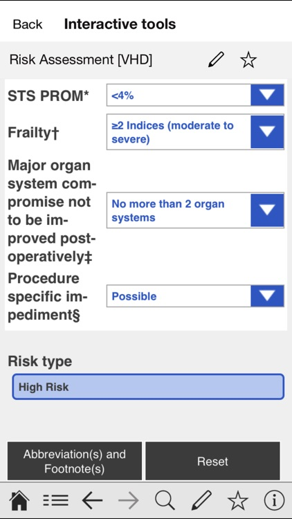 AHA Guidelines On-The-Go screenshot-3