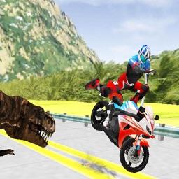 Racing Tap Moto 3D City Racing