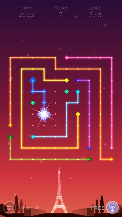 Star Link - Puzzle screenshot-3