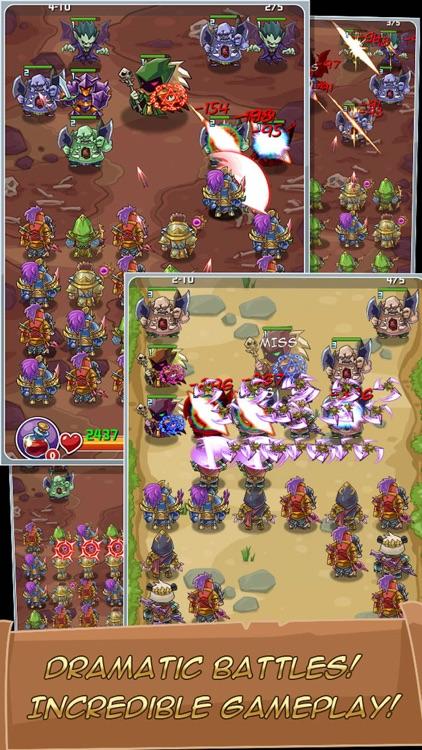 kingdom wars 2 battles gameplay