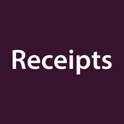 Receipts - Simple Tracker