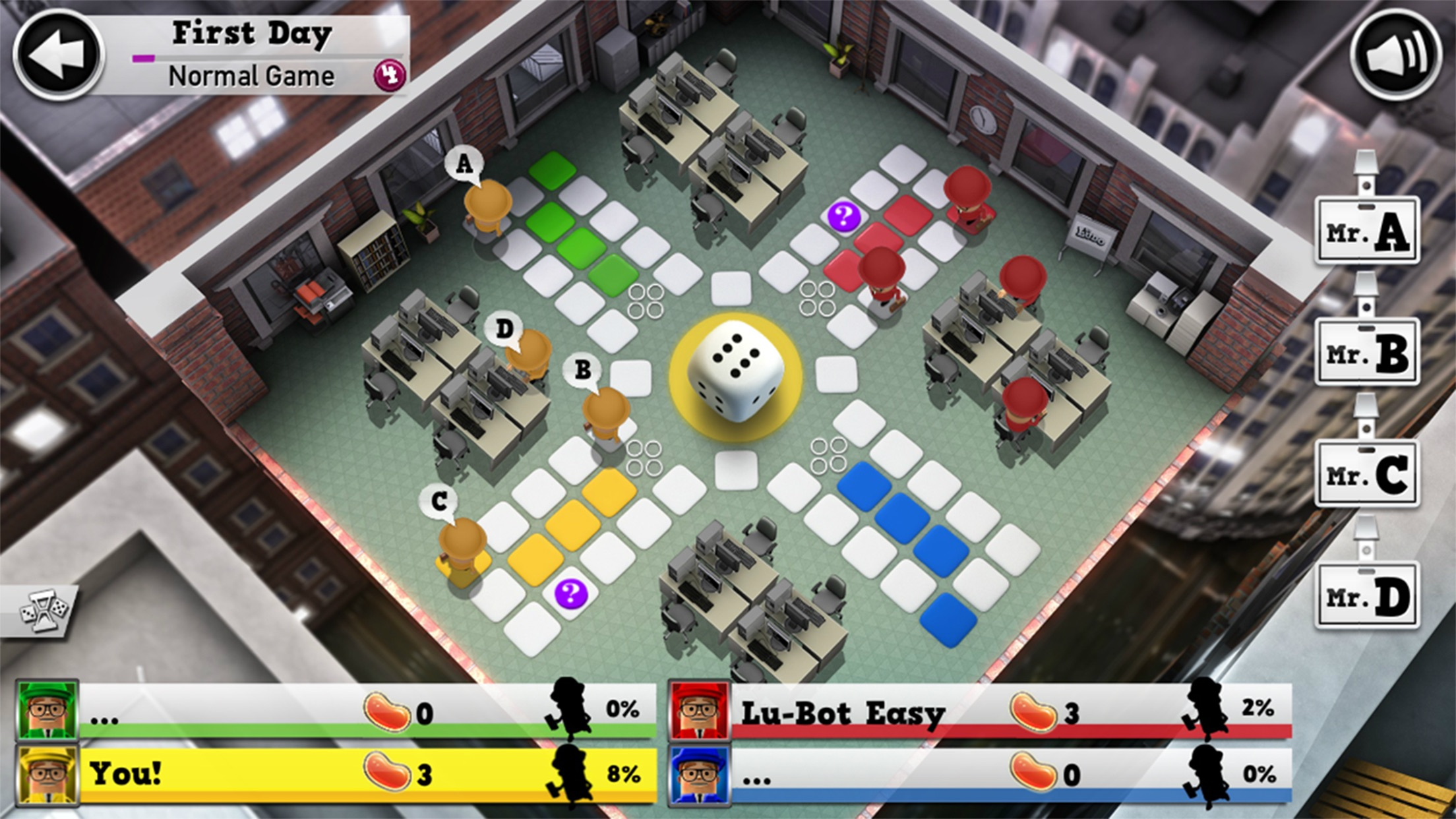 Mr Ludo Online Multiplayer Screenshot