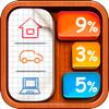 MH Riley Ltd - Loan Calculator + アートワーク