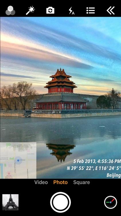 Timestamp Camera Basic screenshot-3