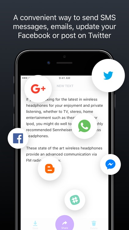 Voice Assist Pro screenshot-3