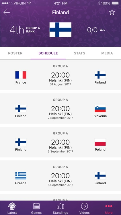 EuroBasket 2017 screenshot-3