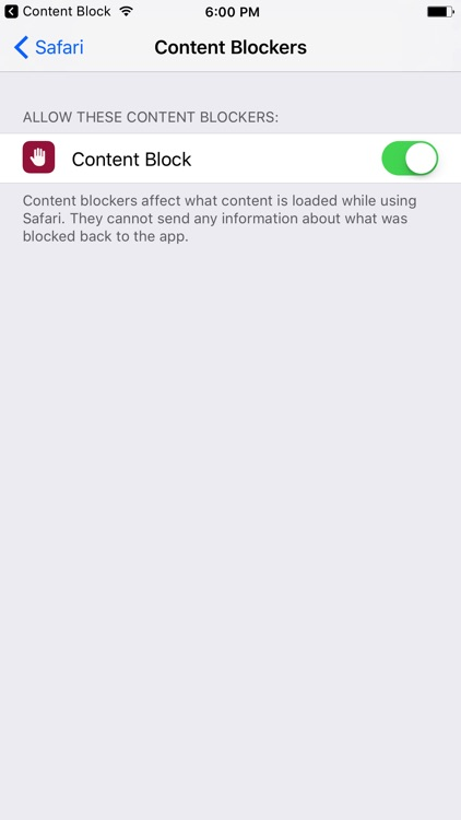 Browser Content Blocking screenshot-3