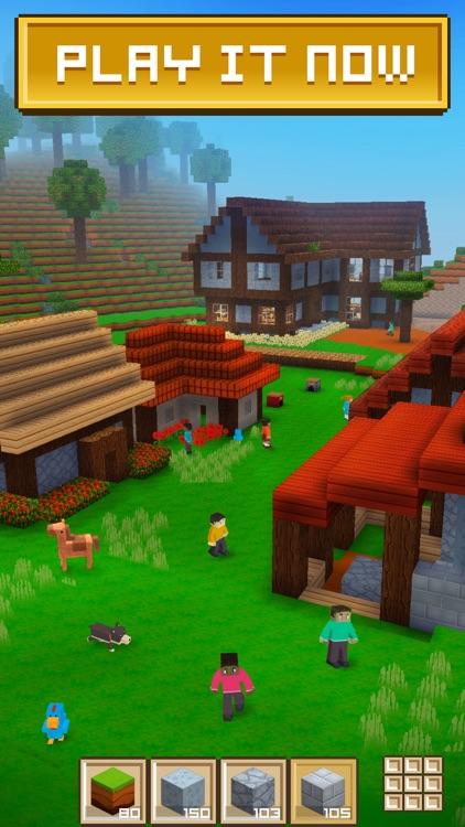 Block Craft 3D: Building Simulator Game