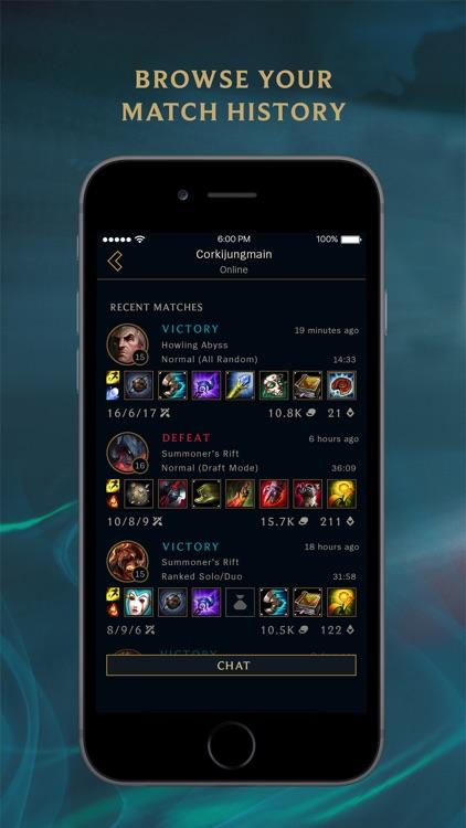 League of Legends Friends screenshot-4