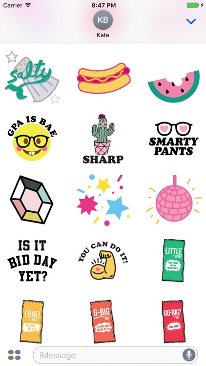 Mermoji Stickers screenshot-4