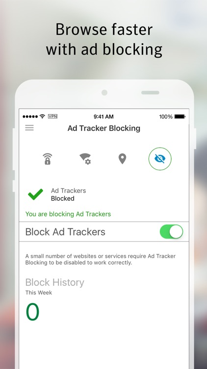 Norton WiFi Privacy VPN screenshot-3