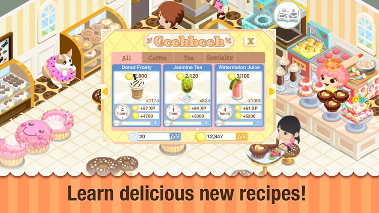 Bakery Story screenshot-4